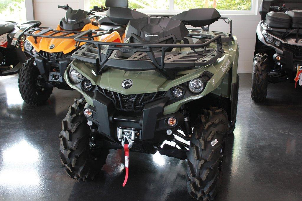 Can-Am Outlander PRO 570 Traktor