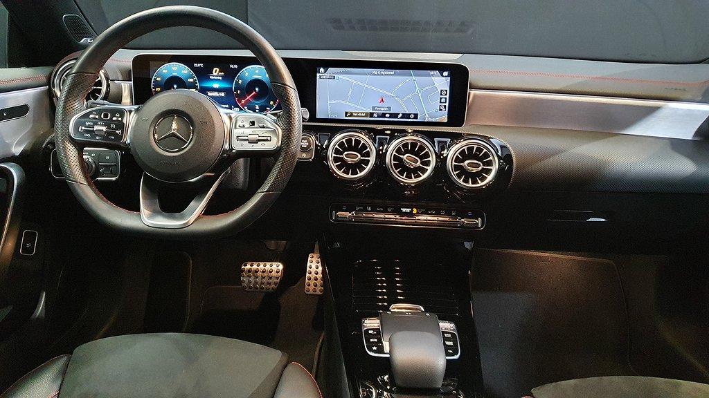 Mercedes-Benz CLA 200 Shooting Brake 7G-DCT AMG Sport
