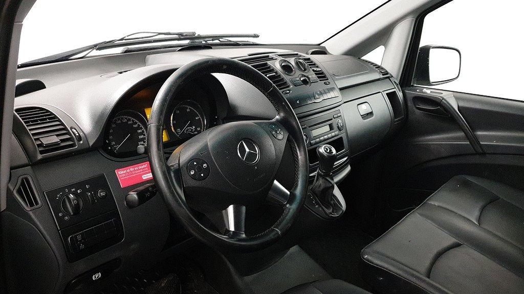 Mercedes Vito 122 CDI W639 (224hk)