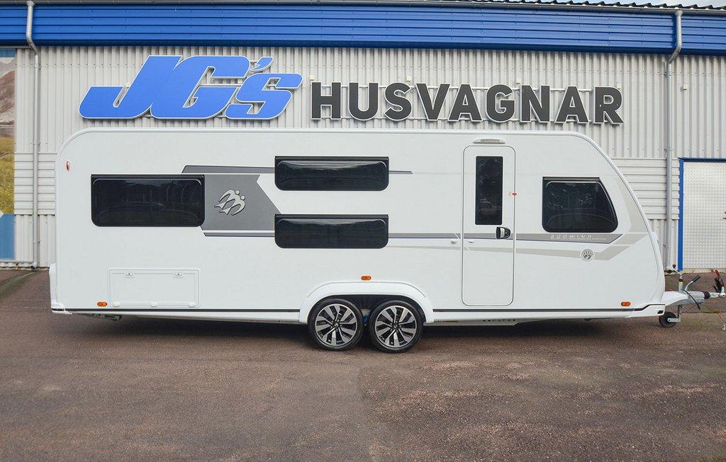 Knaus Scandinavian Selection 650 UDF