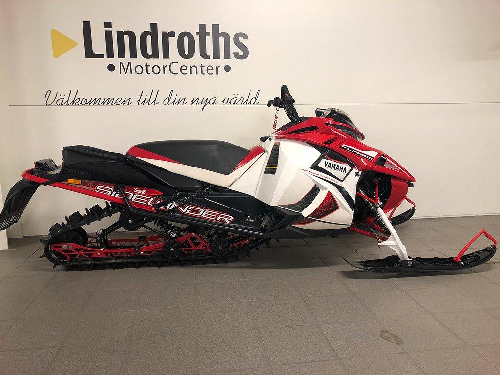 """Yamaha Sidewinder XTX 141"""" -19"""