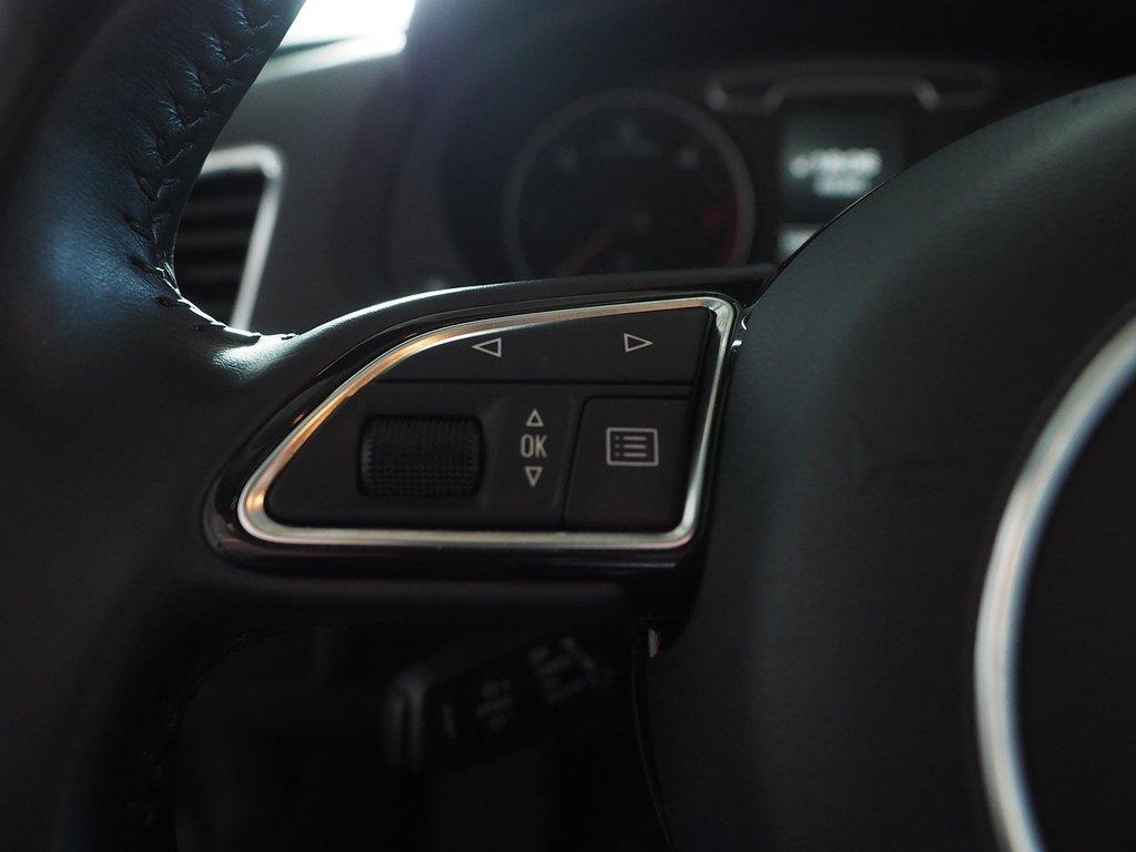 Audi Q3 2.0 TDI quattro Aut Sport 177hk (Navi) 2013