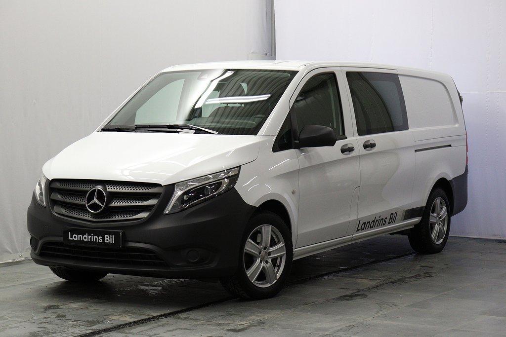 Mercedes-Benz Vito Mixto 116 CDI 4x4 Extra Lång 5-Sits