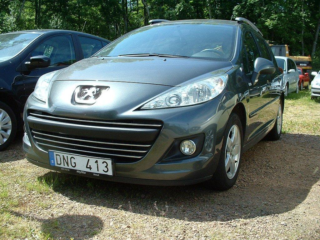 Peugeot 207 SW 1.6 HDi FAP 90hk