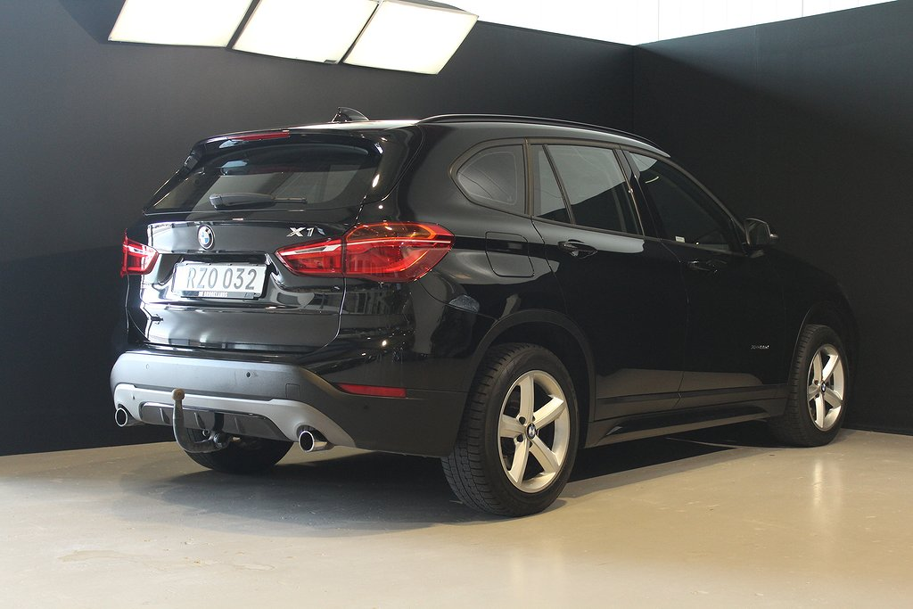 BMW X1 xDrive20d Sport Line 190hk