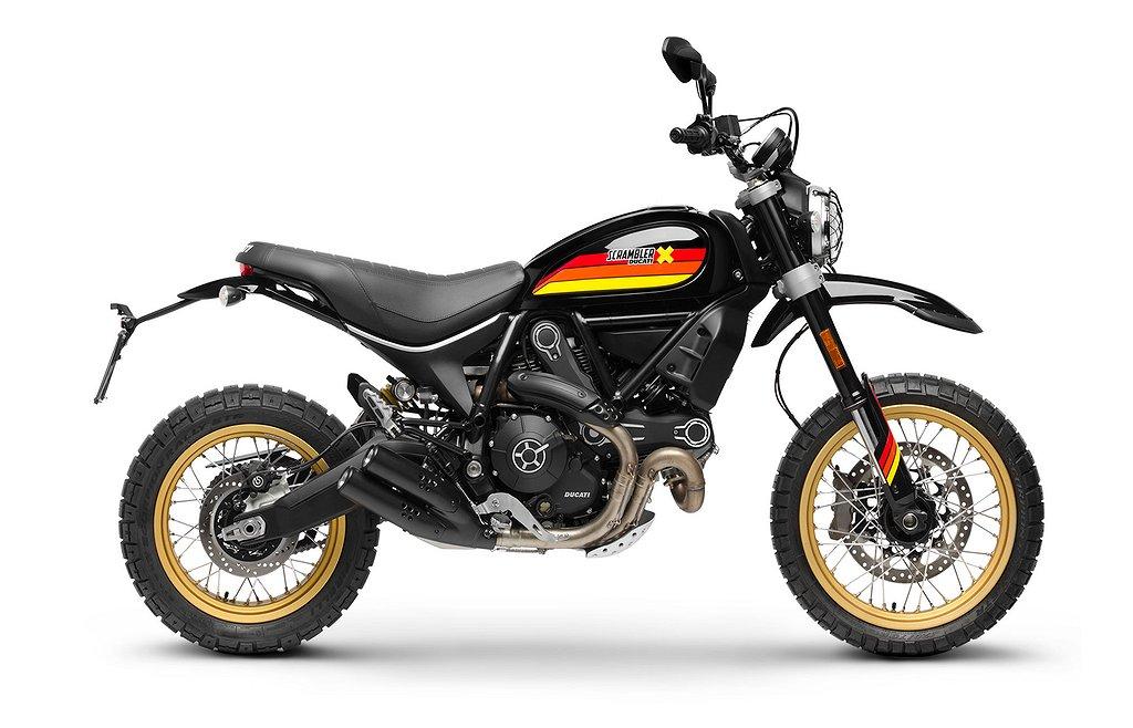 Ducati Desert Sled Black Edition