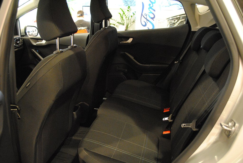 Ford Fiesta 1.0T EcoBoost 100hk Trend Plus Demo