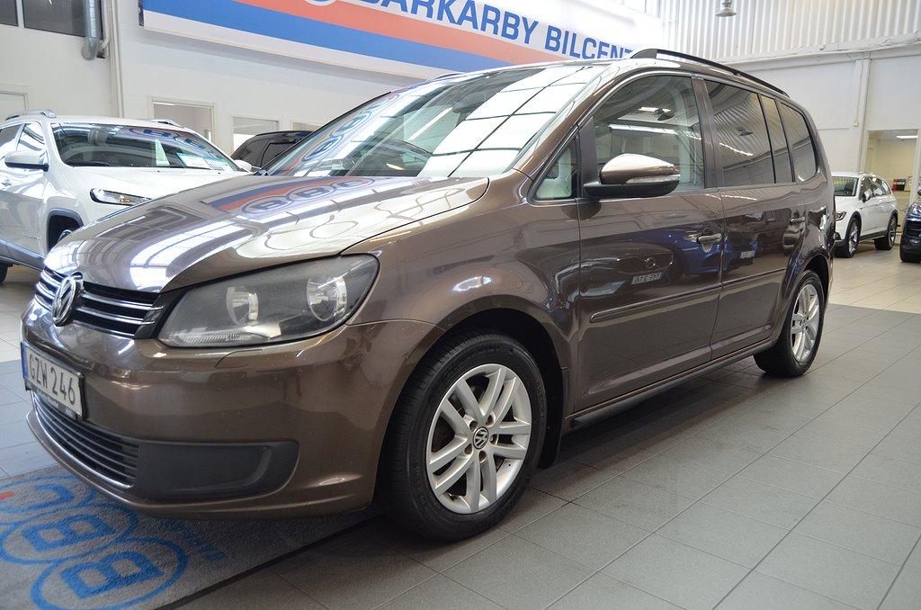 Volkswagen Touran 1.6 TDI 7-sits / Krok / Motorvärmare