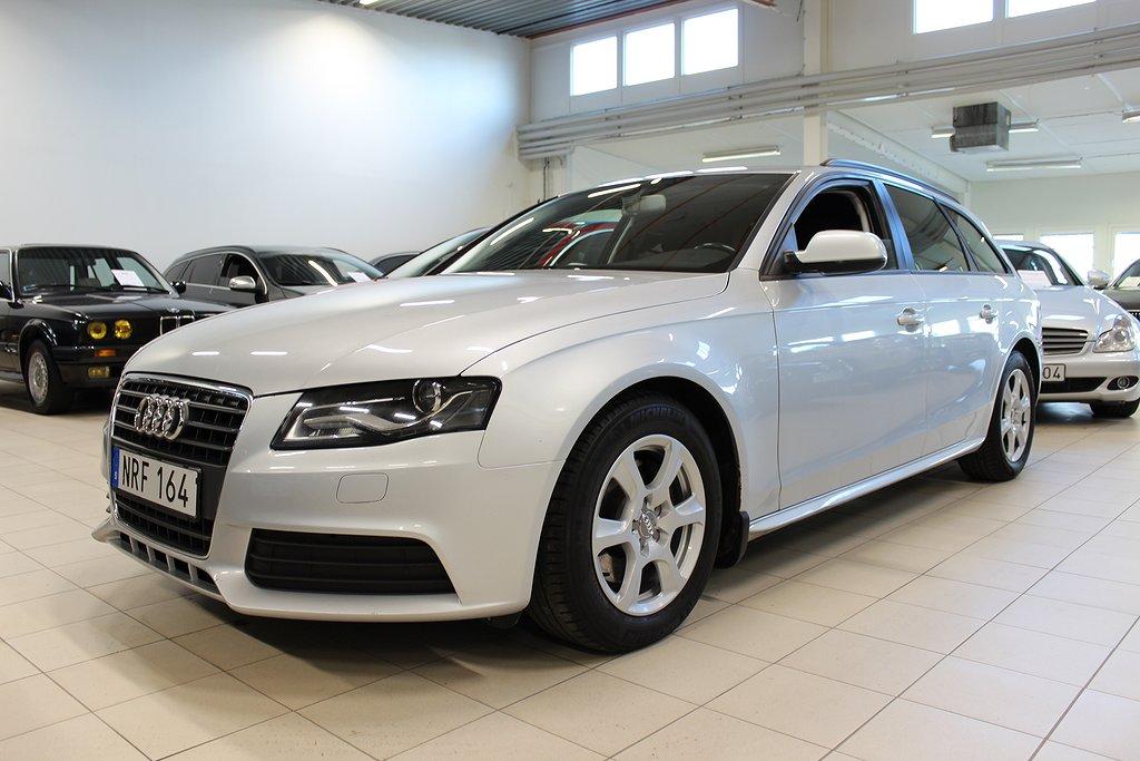 Audi A4 Avant 2.0TDI Pro Line 136hk Nybes