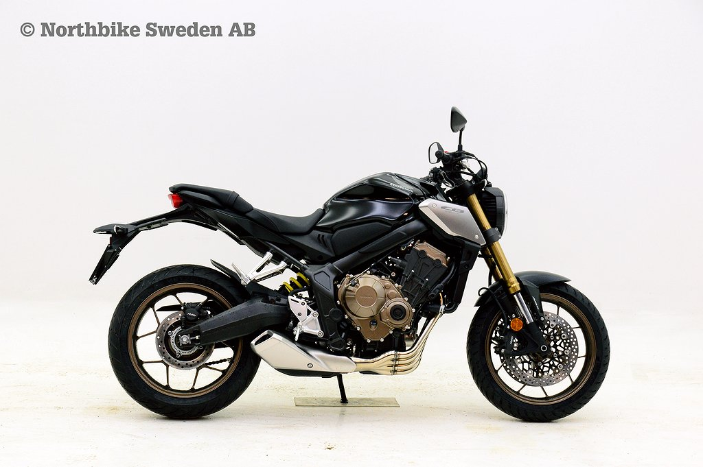Honda CB650R *Demo* kampanjränta 2,95%