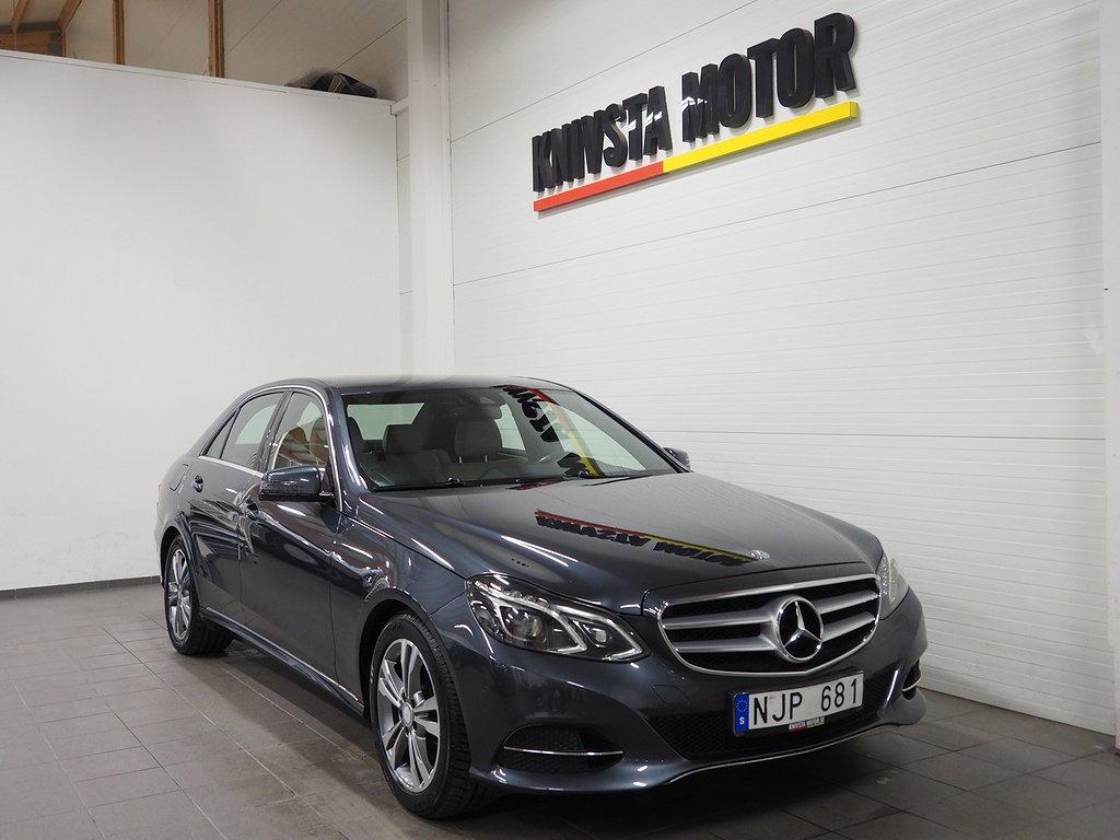 Mercedes-Benz E 300 BlueTEC HYBRID Business 231hk 2014