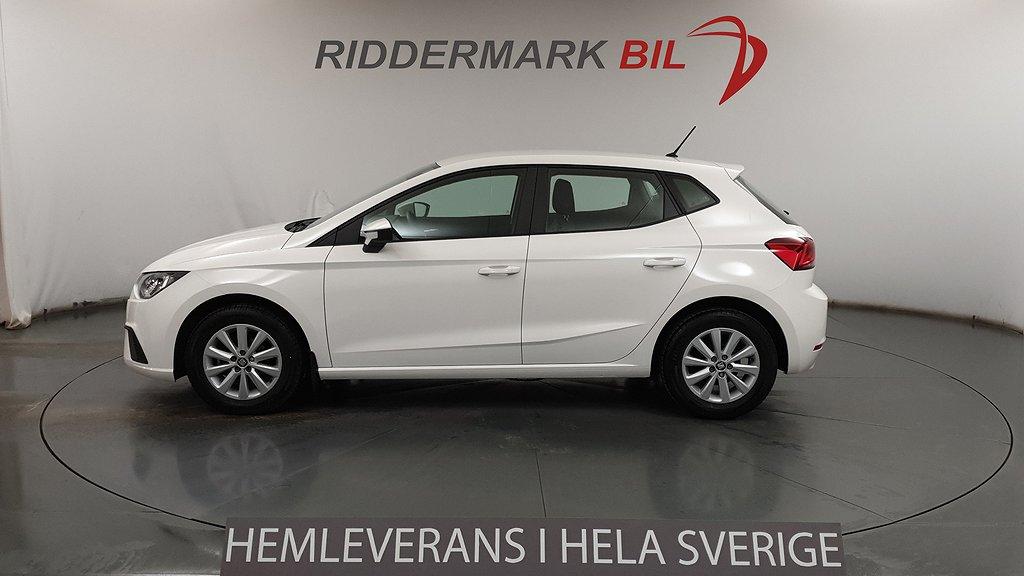 Seat Ibiza 1.0 MPI 5dr (80hk)