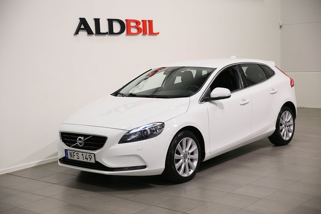 Volvo V40 D3 150hk Summum BE