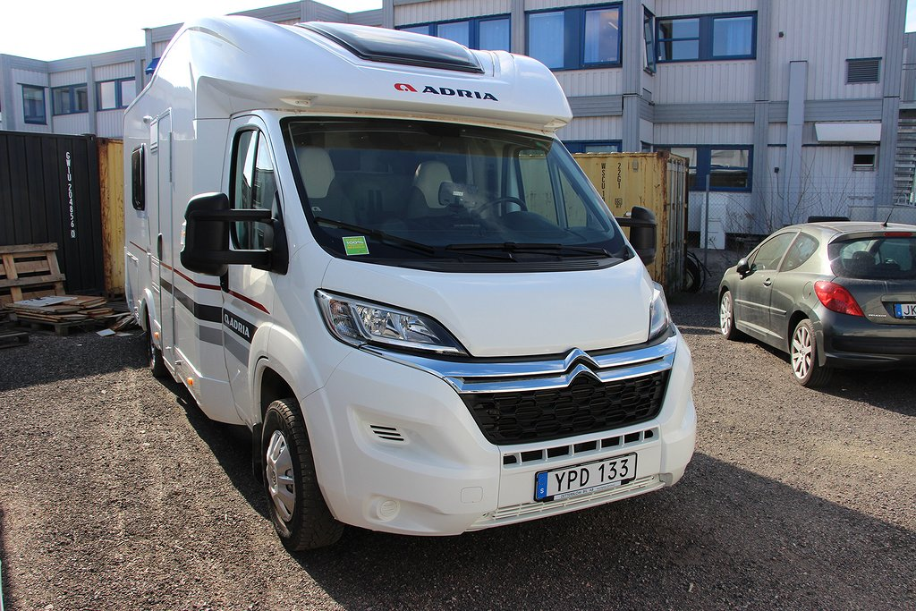 Citroën Adria Matrix 670 SLT Adria Matrix 670 SLT