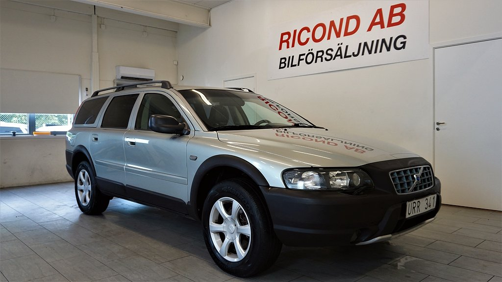 Volvo XC70 2.5T AWD Automat Business 210hk nyservad