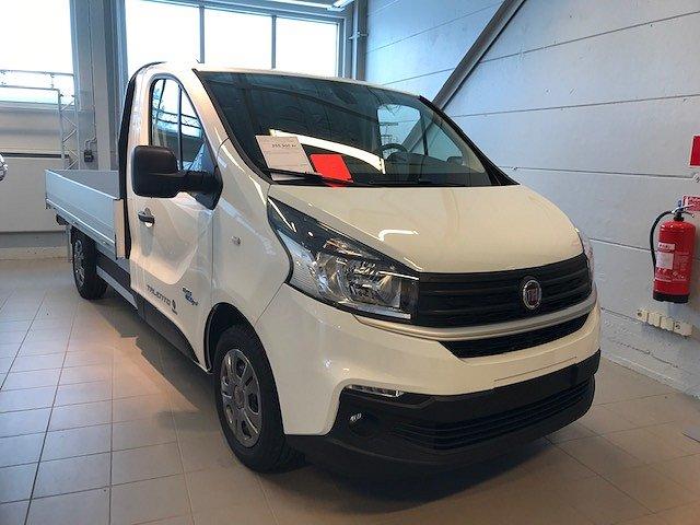 Fiat pick-up Talento 1,6 Diesel 125 hk