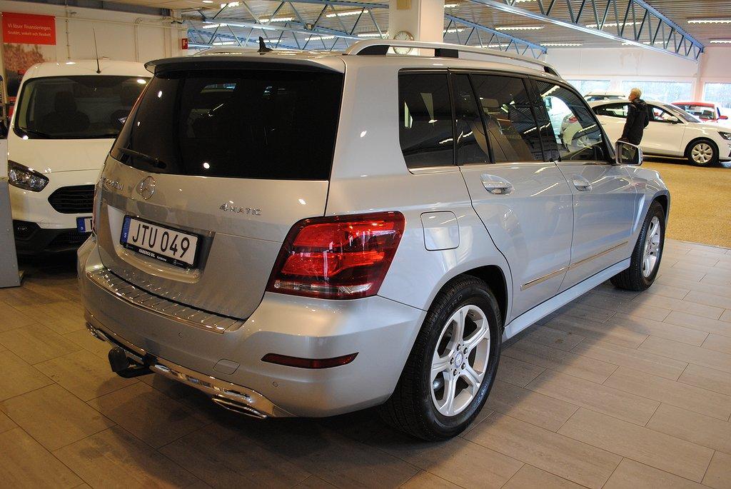 Mercedes-Benz GLK 220 CDI 170hk 4MATIC 7G-Tronic