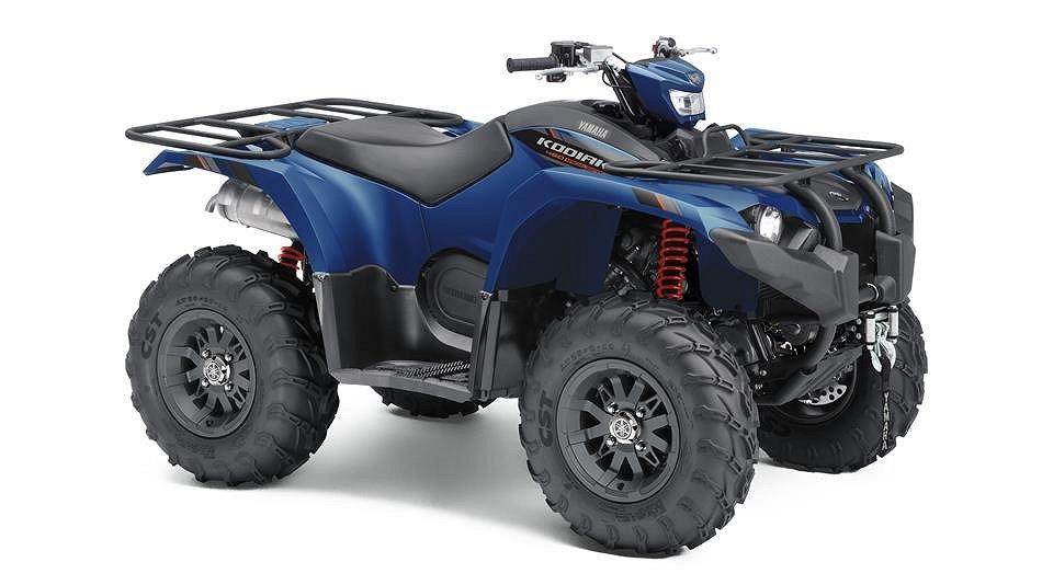 Yamaha Kodiak 450 EPS SE ALU