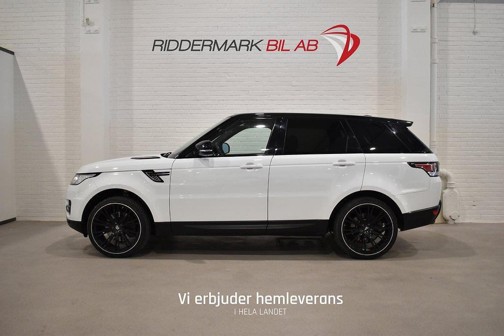 Land Rover Range Rover Sport 3.0 TDV6 (258hk)