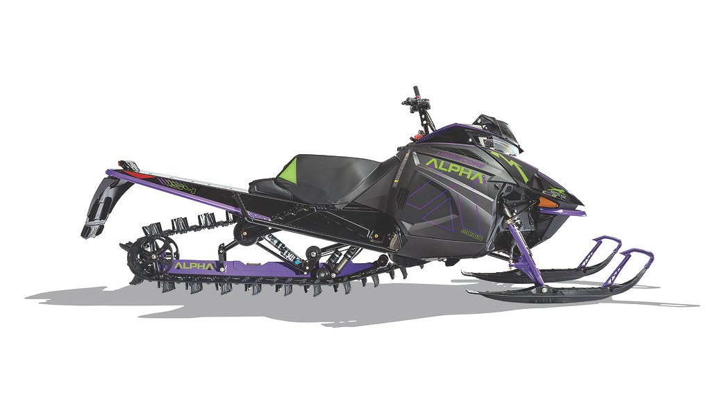 Arctic Cat ALPHA ONE 154 # INKL LAVINKIT #