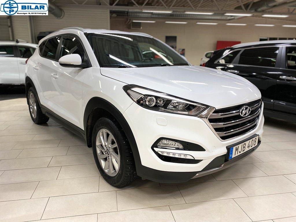 Hyundai Tucson 1.6 GDI 135hk, Drag