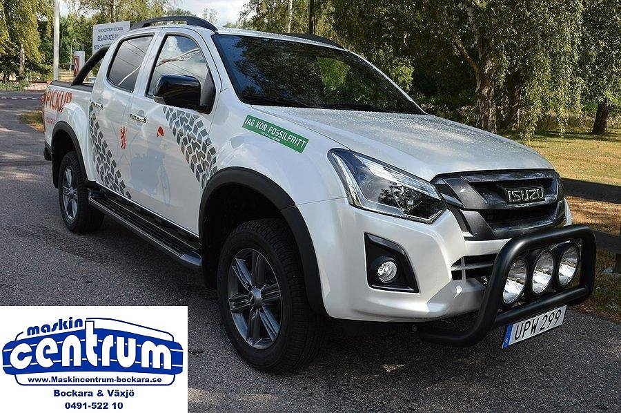 Isuzu DMAX Double Cab Viking AT