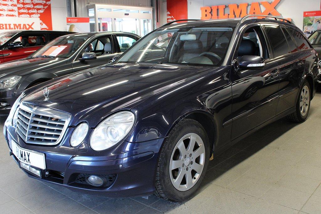 Mercedes-Benz E 220 T CDI 5G-Tronic 170hk