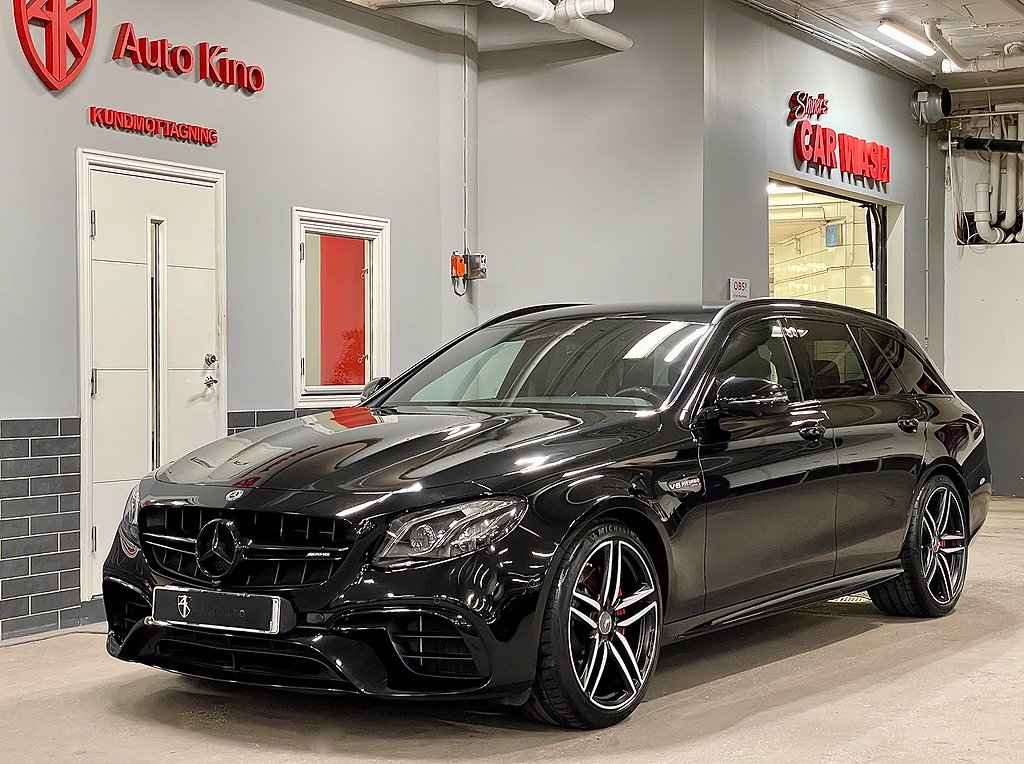 Mercedes-Benz AMG E 63 S T 4MATIC+ Exclusive Leather 612hk