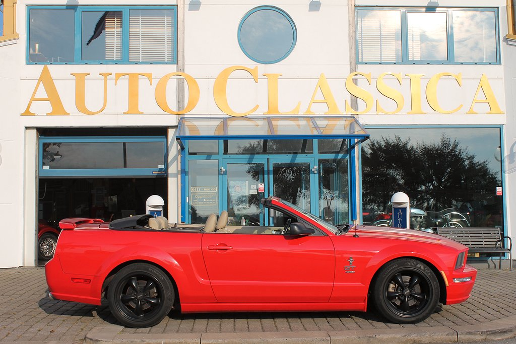 Ford Mustang GT Cab