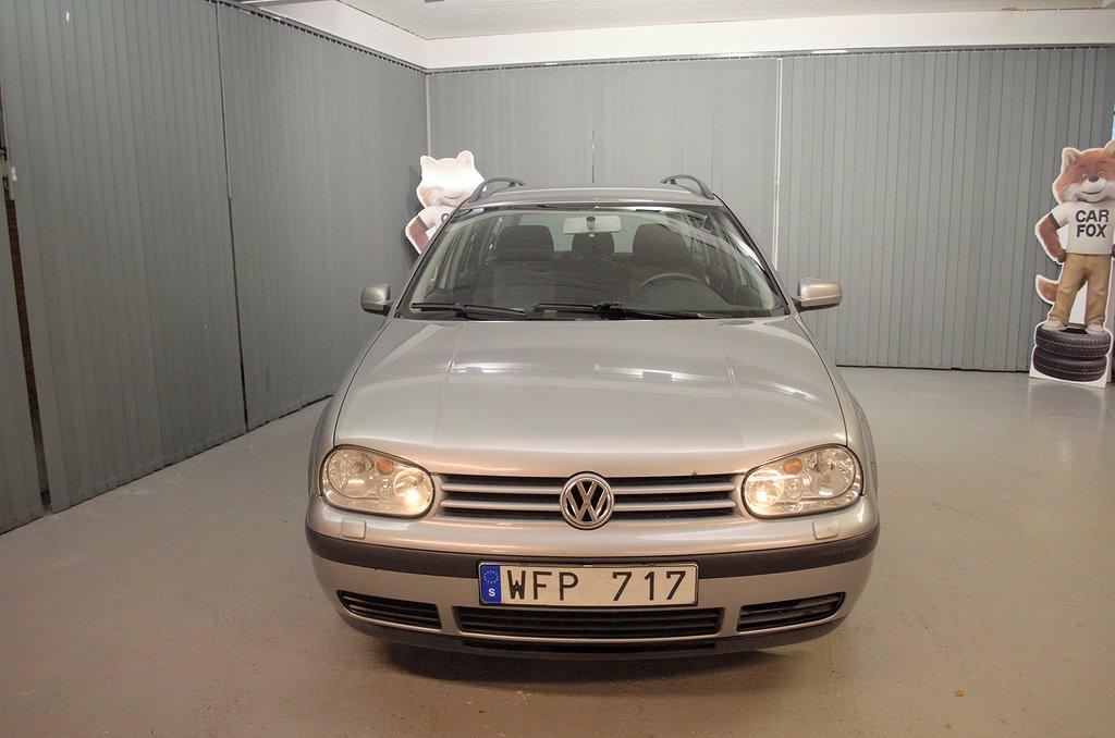 Volkswagen Golf Variant 1.6 Comfort  Påskerbjudande