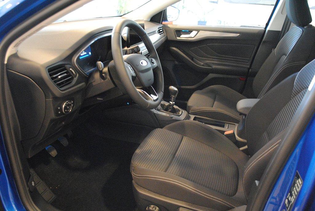 Ford Focus Nya 1.0T EcoBoost 125hk Titanium