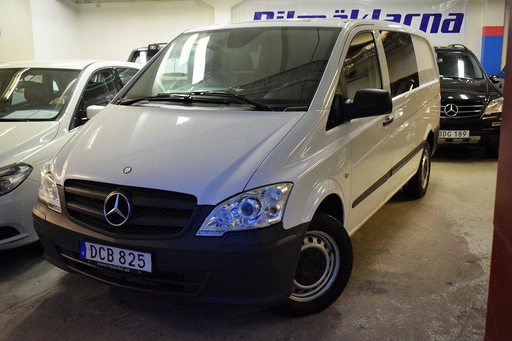 Mercedes-Benz Vito 116Leasbar/Mixto/6-sits/969kr/månad