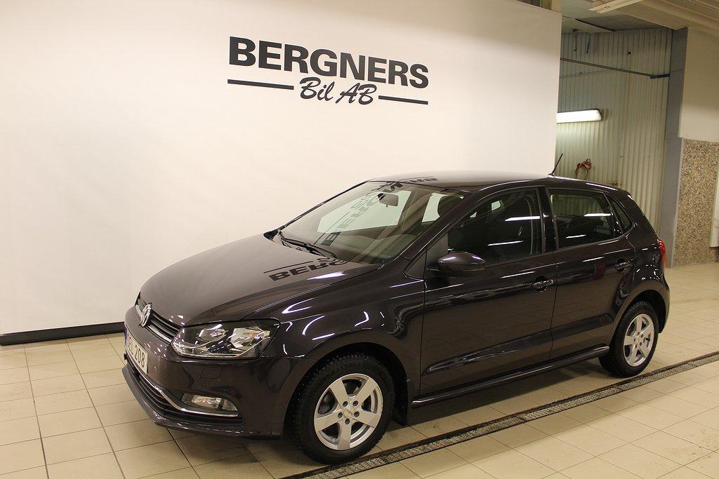 Volkswagen Polo 1.2 TSI BlueMotion 90hk