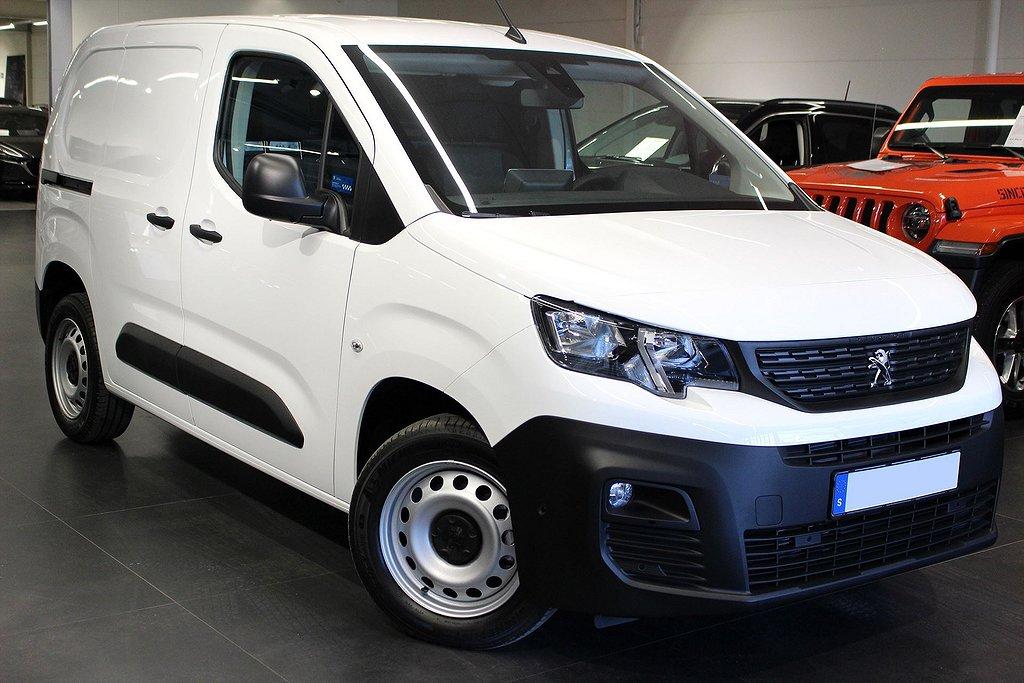 Peugeot Partner PRO BlueHDi 130hk Automat L1