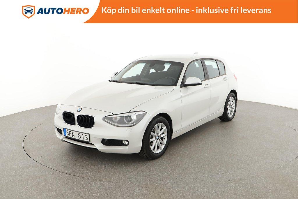 BMW 118 d xDrive 5-door / Värmare, PDC
