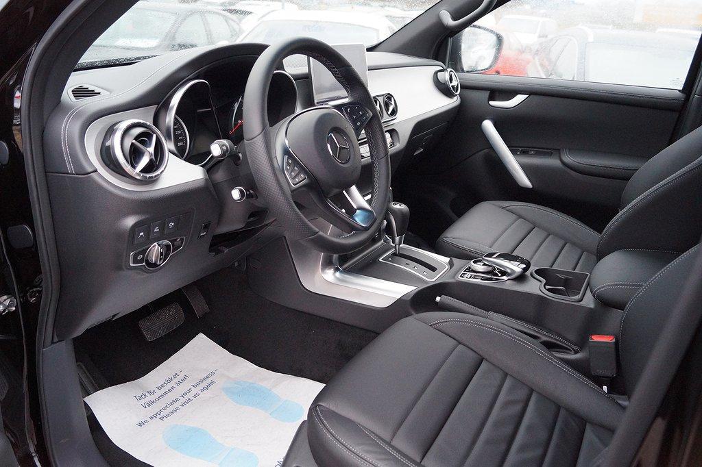 Mercedes-Benz X 350 d POWER Edition 4MATIC