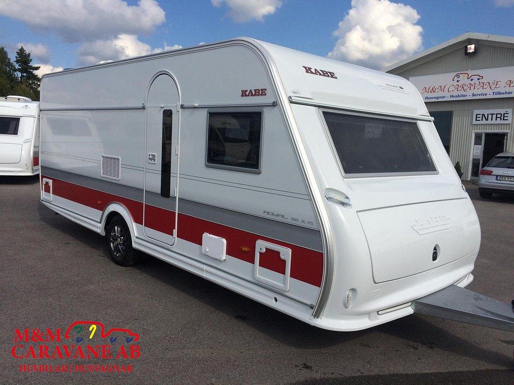 Kabe ROYAL 560 XL KS Dubbelbädd