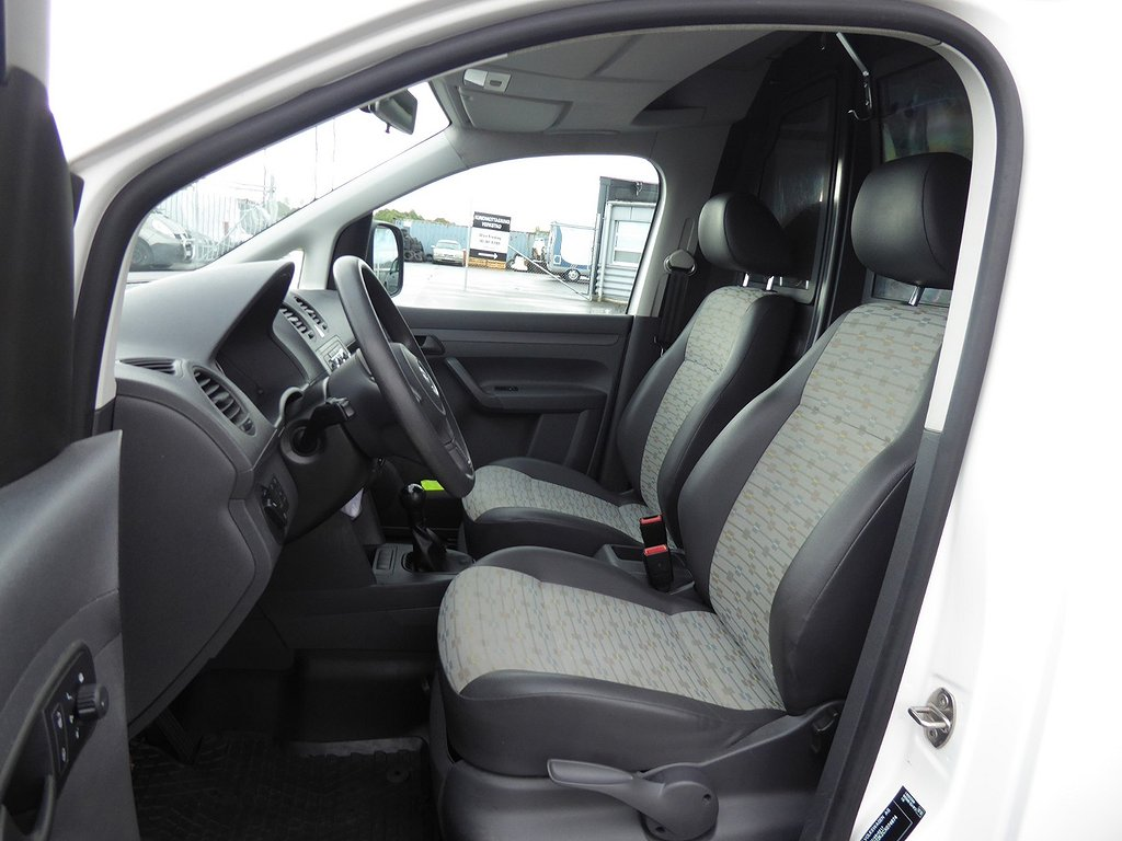 Volkswagen Caddy 2.0 TDI Maxi Skåp