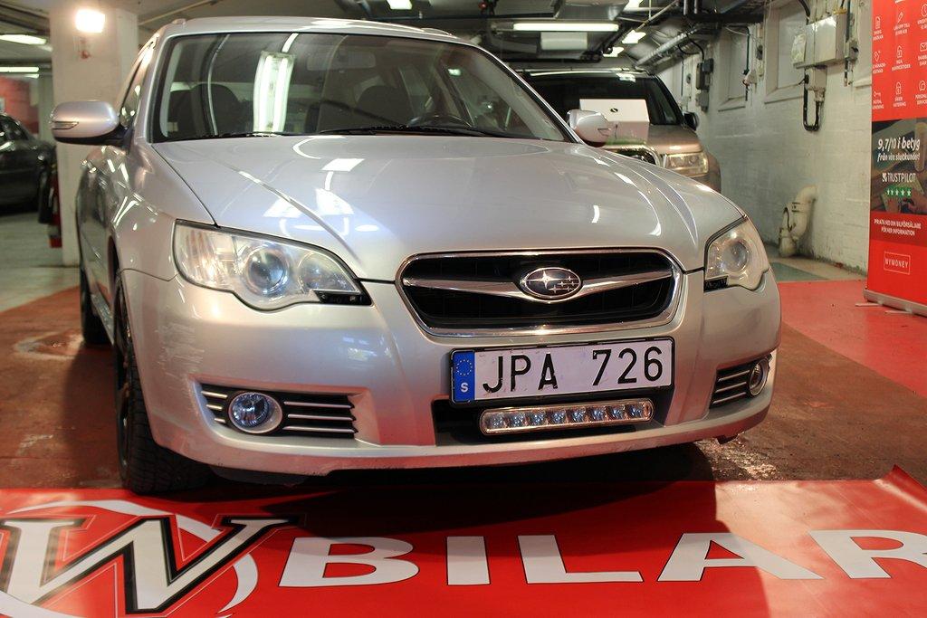 Subaru Legacy Wagon 3.0 4WD Automat 245hk