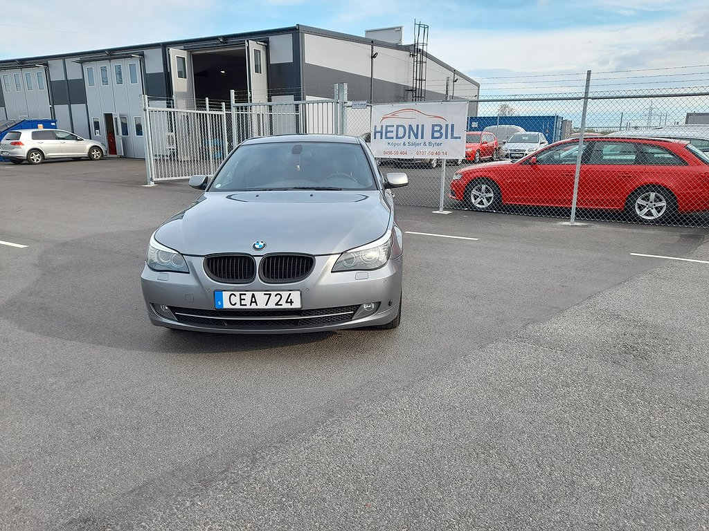 BMW 523 I Manuell 190hk