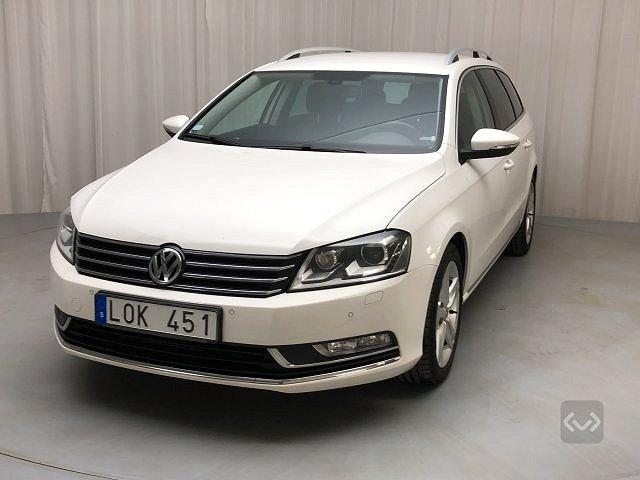 Volkswagen Passat 2.0 TDI BlueMotion Technology Variant 4Motion (170hk)