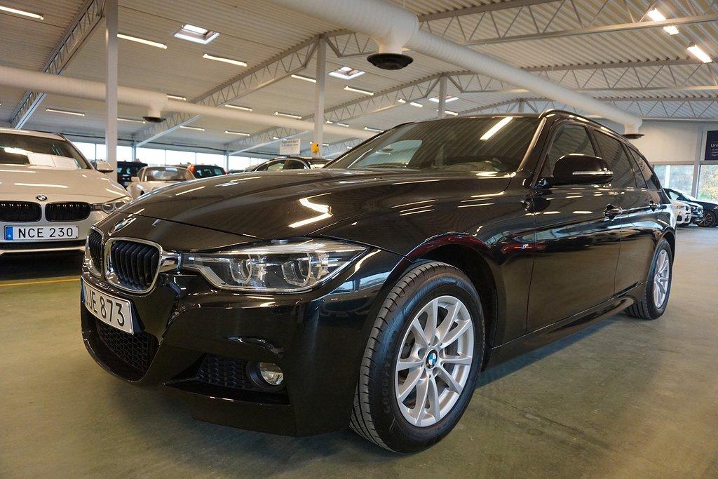 BMW 320 xDrive Touring Steptronic M Sport Drag