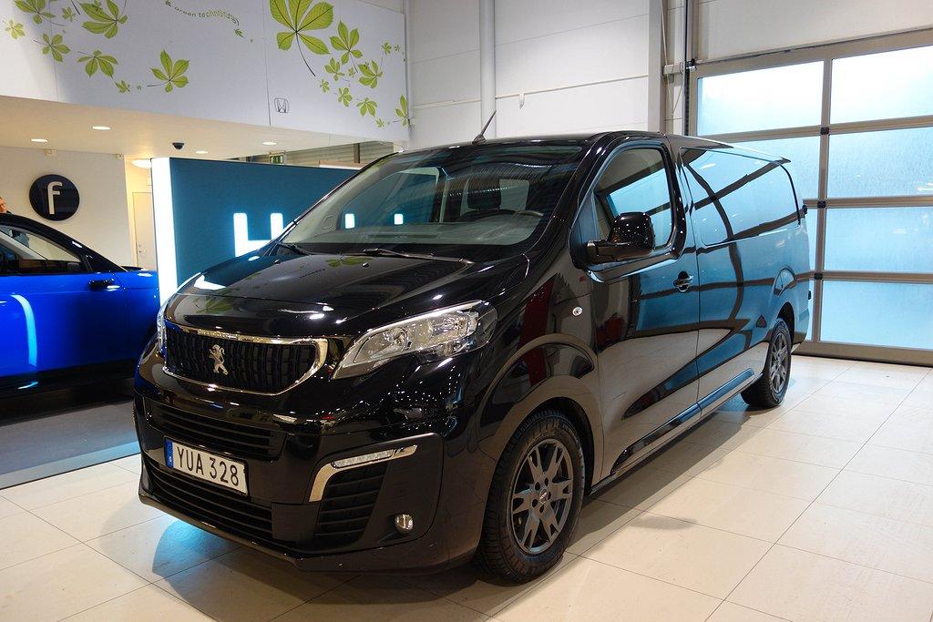 Peugeot Expert Kombi 2.0 HDI 180 HK 5-sits L3