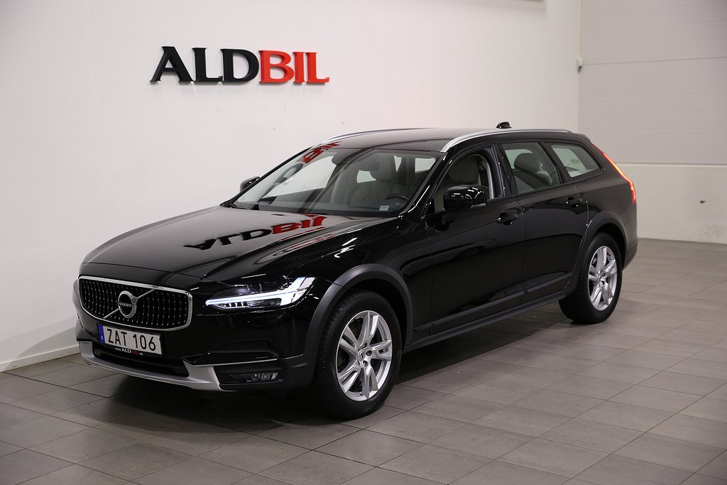 Volvo V90 Cross Country D5 235hk AWD Business Adv Teknikpaket