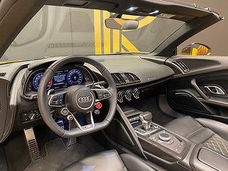 Audi R8 5.2 FSI Spyder quattro (540hk)