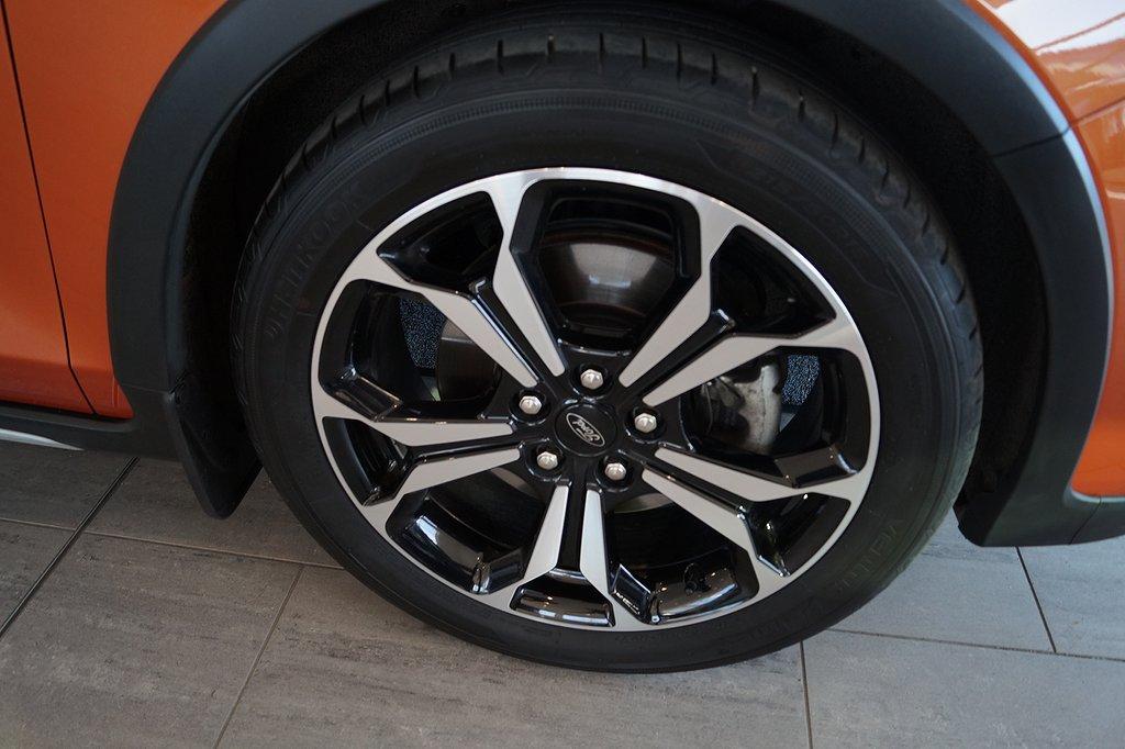 Ford Focus *1.95%ränta&5000kr i fritt bränsle* Active 1.0 EcoBoost 12