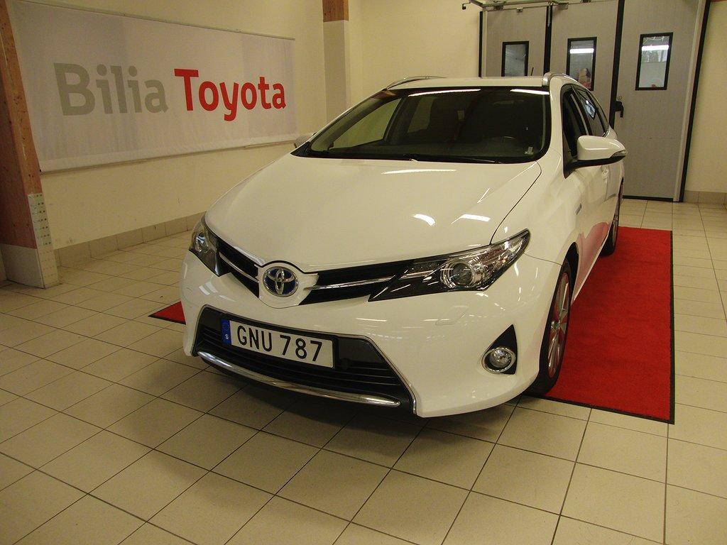 Toyota Auris Touring TS Edition 50 Hybrid 1.8  136hk