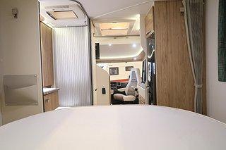 Husbil-integrerad Pilote Sensation G 650 7 av 15