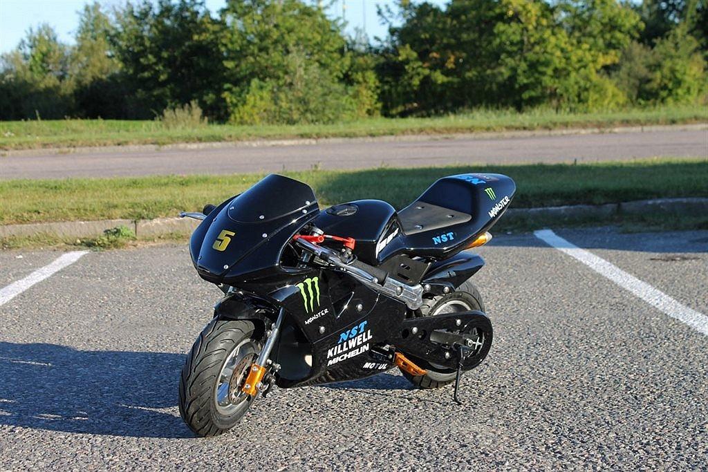Brantech Racing Minimoto 14X Pro Edition 49cc