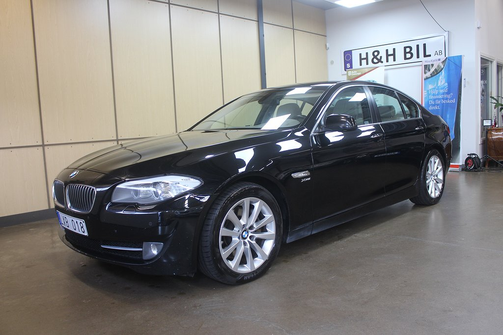 BMW 530 d xDrive Sedan Steptronic 258hk